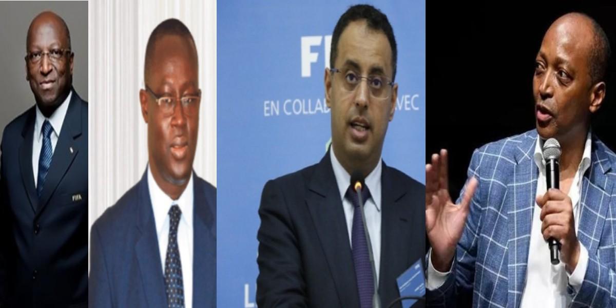 الإتحاد الجنوب افريقي لكرة القدم يهنئ رئيس الكاف الجديد وبديل الملغاشي أحمد أحمد