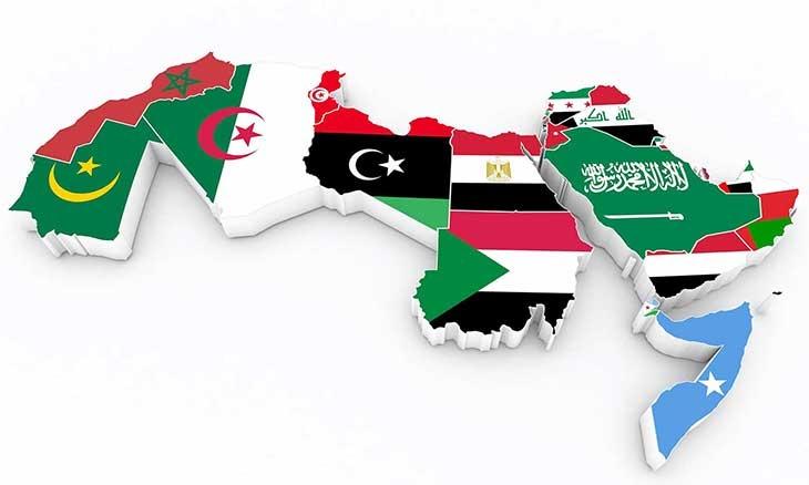الجزائر تخلط السياسة بالرياضة وتعلن انسحاب منتخبها من بطولة كأس العرب بقطر بعد نشر حريطة المغرب كاملة..