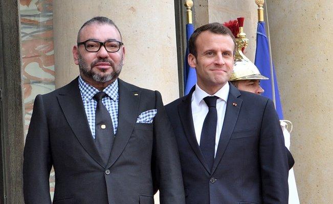 التوافق المغربي الفرنسي يدخل الجارة الجزائر في حرب خاسرة ضد نفسها