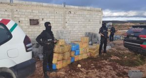 كلميم.. إيقاف شخصين يشتبه في تورطهما في قضية تتعلق بالاتجار الدولي في المخدرات
