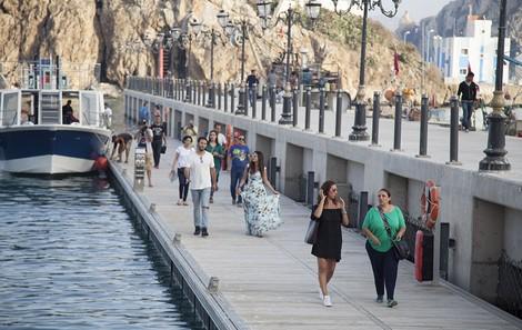 الحسيمة.. وفد إسرائيلي يضم رجال أعمال يحل بالمدينة