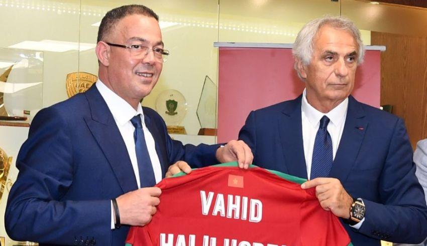 """عوامل تؤجل رحيل """"حاليلوزيتش"""" عن المنتخب المغربي وبديل المرحلة المقبلة"""