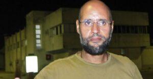 إسقاط حكم إعدام سيف الإسلام القذافي
