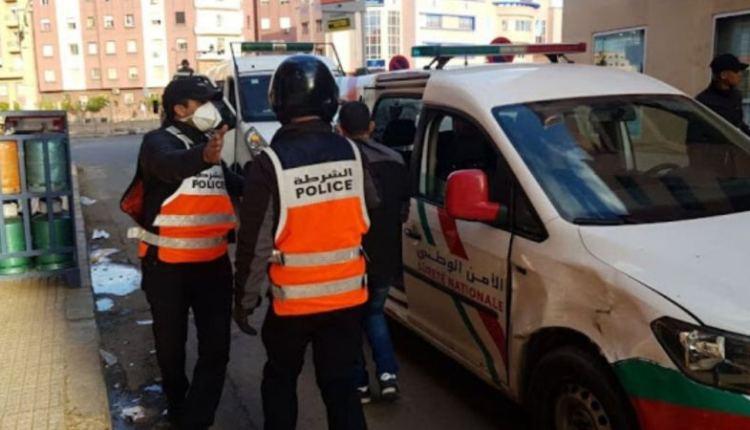 """القنيطرة.. جانحون يهاجمون شرطيين لمنع اعتقال """"وكالين رمضان.."""