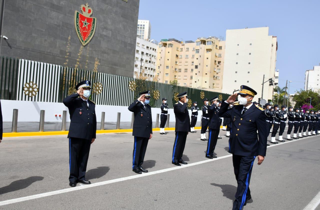 أسرة الأمن الوطني تخلد الذكرى الـ65 لتأسيس المديرية العامة للأمن الوطني