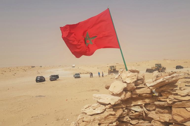 هوس جنيرالات الجزاَئر بالصحراء المغربية