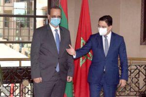 المغرب وموريتانيا.. طموح مشترك لتقوية العلاقات برعاية جلالة الملك محمد السادس والرئيس ولد الغزواني