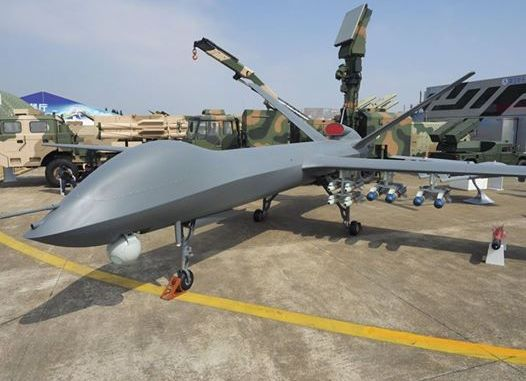 المغرب يعزز قواته الجوية بطائرات صينية
