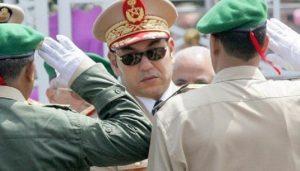 جلالة الملك يشيد بجهود الجيش ضد أعداء الوحدة الترابية للمغرب