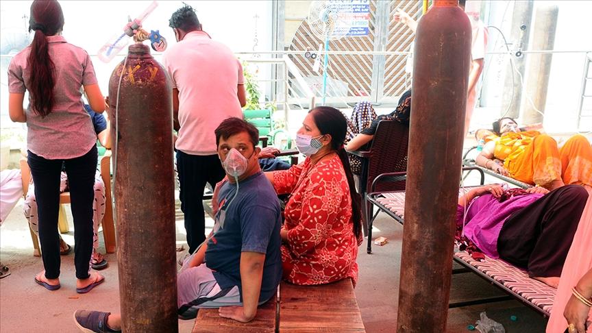 الهند .. حصيلة إصابات كورونا تلامس 20 مليونا