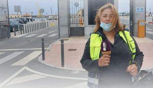 """البوليس الإسباني يعتقل موفدة قناة """"شوف تيفي"""" بسبتة المحتلة بطريقة غير قانونية ولا أخلاقية"""