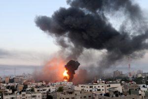 مقترح لوقف إطلاق النار في غزة من جانب واحد