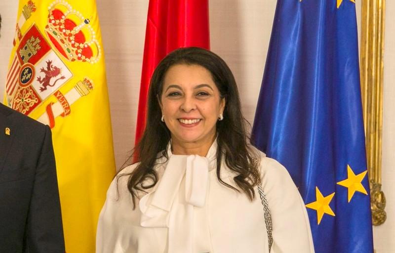 """كريمة بنيعيش تستنكر التصريحات """"غير الملائمة"""" لوزيرة الشؤون الخارجية الإسبانية"""