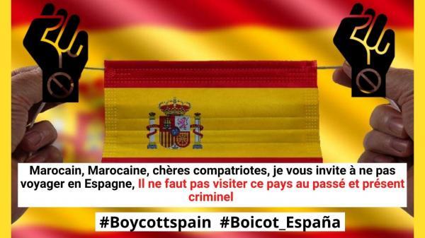 """هاشتاغ """"قاطعو المنتوجات الإسبانية"""" يغزو مواقع التواصل الاجتماعي بالمغرب"""