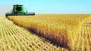 آلة حصاد تنهي حياة فلاح