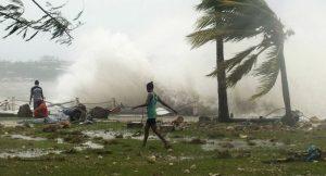 الهند إعصار