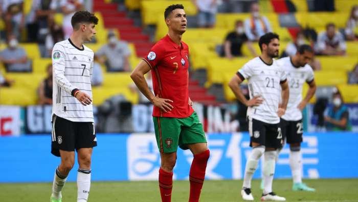 ألمانيا تحوّل البرتغال الى أسوأ منتخب حامل للقب اليورو