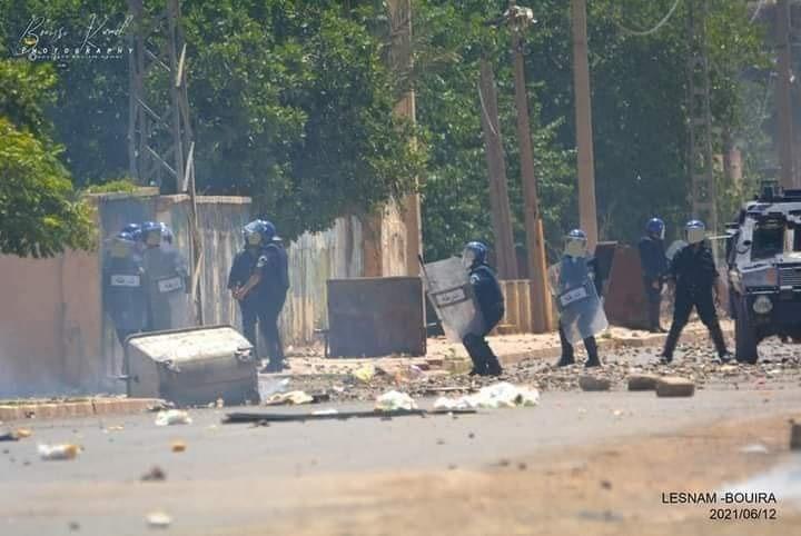 العفو الدولية: الجزائر تشهد تصعيدا مروعا للقمع مع الانتخابات التشريعية