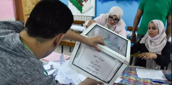 نسبة المشاركة في الانتخابات التشريعية بالجزائر الأدنى تاريخيا