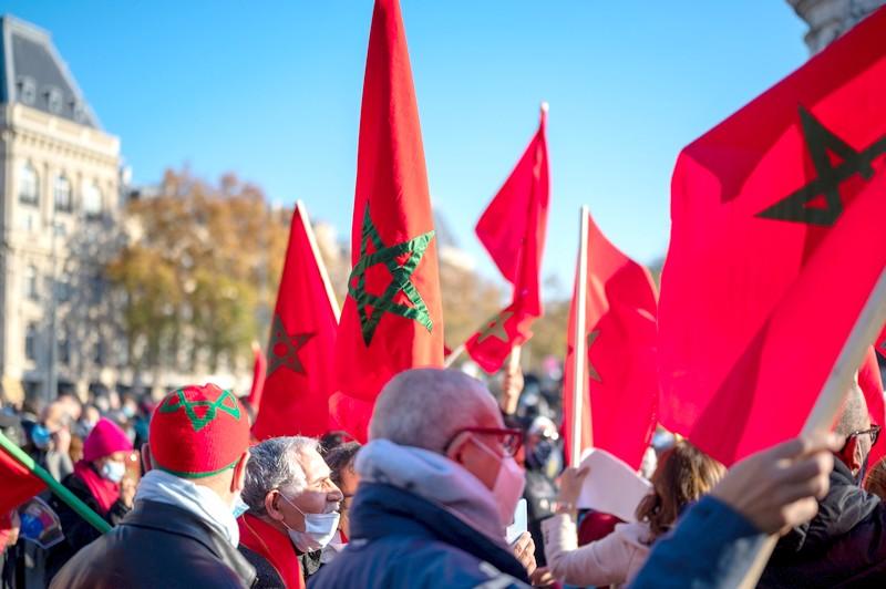 الجالية المغربية