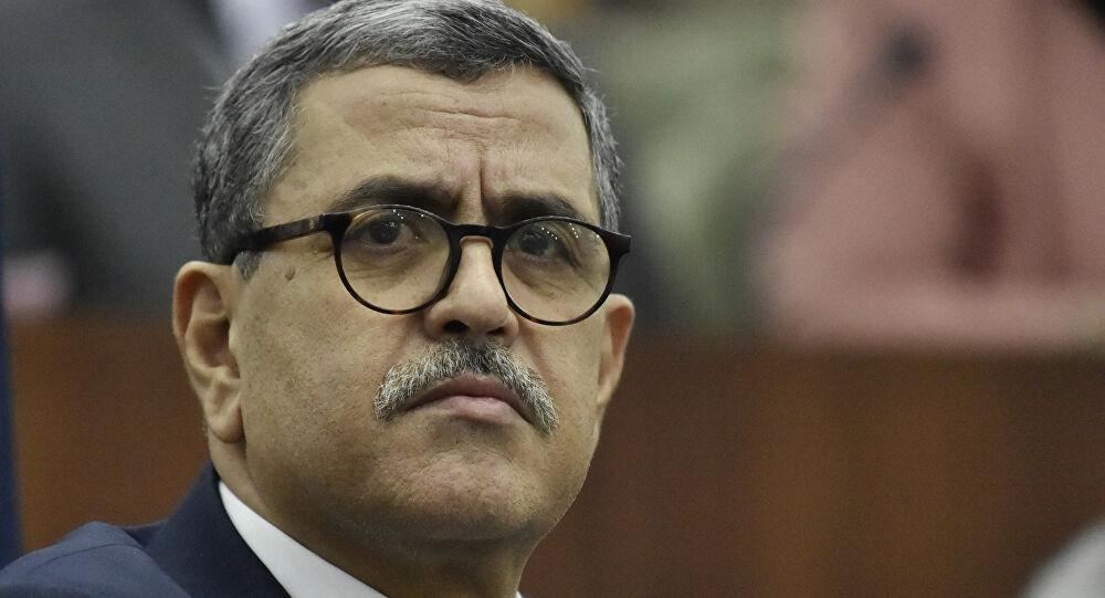 رئيس الحكومة عبد العزيز جراد