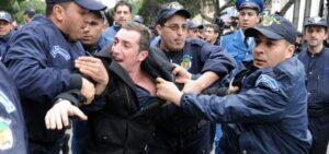 منظمة العفو الدولية تندد بتصاعد القمع بالجزائر