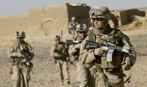 الجيش الأمريكي يصفع الجزائر وينشر قواته في منطقة المحبس بالصحراء المغربية