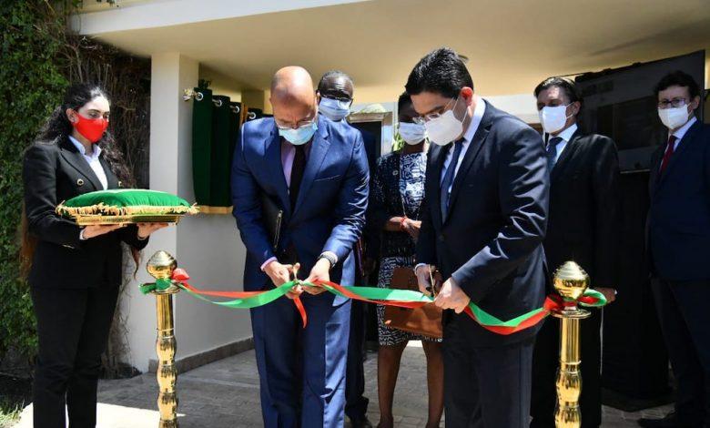 افتتاح مقر مكتب برنامج الأمم المتحدة لمكافحة الإرهاب والتدريب في أفريقيا بالرباط