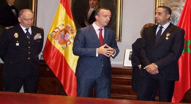 الأجهزة الإستخباراتية الإسبانية