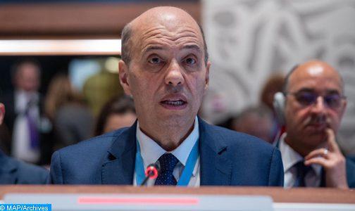 سفير المغرب بجنيف يندد بالأكاذيب والهذيان المستفحل للجزائر
