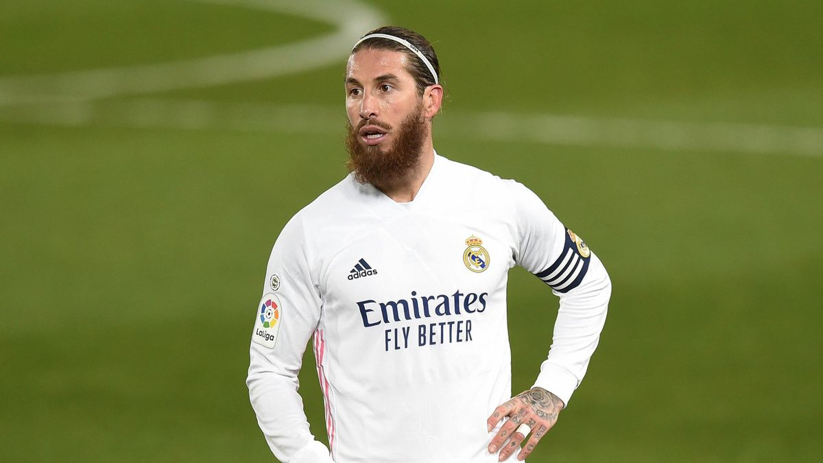 راموس يغادر ريال مدريد