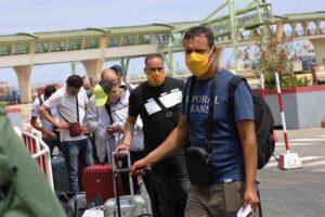 """المغرب توضيحات هامة للراغبين في السفر إلى المغرب """"يهم الجالية"""""""