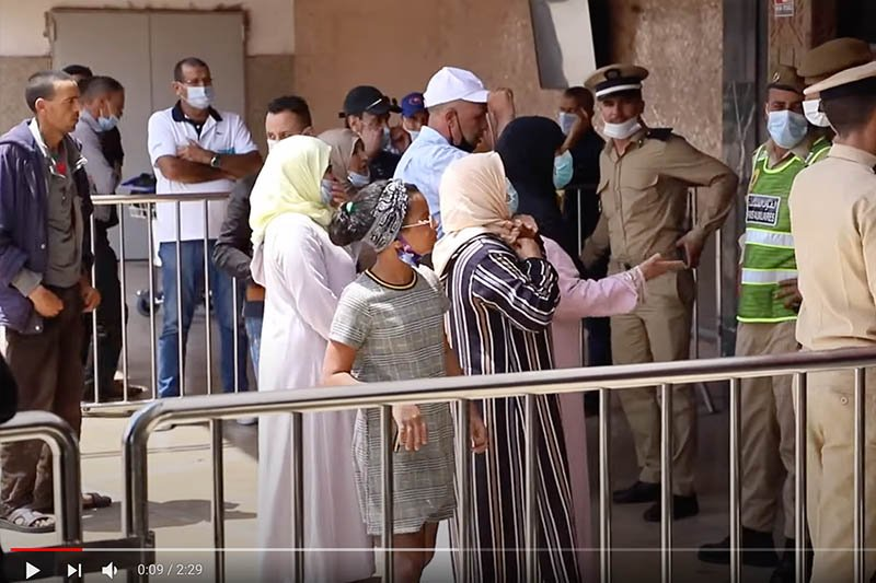 على إثر أحداث مطار محمد الخامس.. السلطات ستواصل على تفعيل الإجراءات الإحترازية بأي ثمن