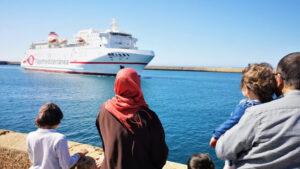 إسبانيا تعلق على قرار المغرب تقييد السفر بحرا بين البلدين