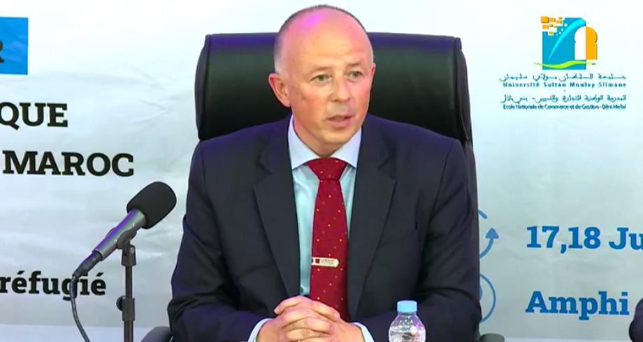 ممثل المفوضية السامية لشؤون اللاجئين