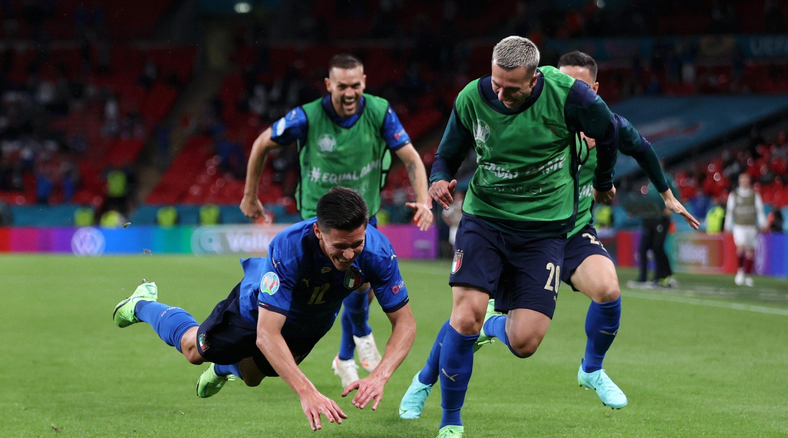 كأس أوروبا.. ايطاليا الى دور الربع على حساب النمسا