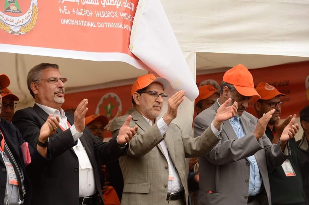 """قيادي نقابي بـ""""البيجيدي"""" يصف المغاربة بقوم لوط ويشبه البيجيديين بالنبي لوط ومغاربة ينتفضون في وجهه!!"""