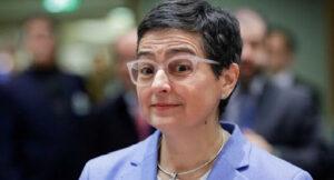 """""""بن بطوش"""" يخرج وزيرة الخارجية الإسبانية من الباب الضيق وحكومة مدريد تستعد للتضحية لتجاوز الأزمة مع الرباط"""