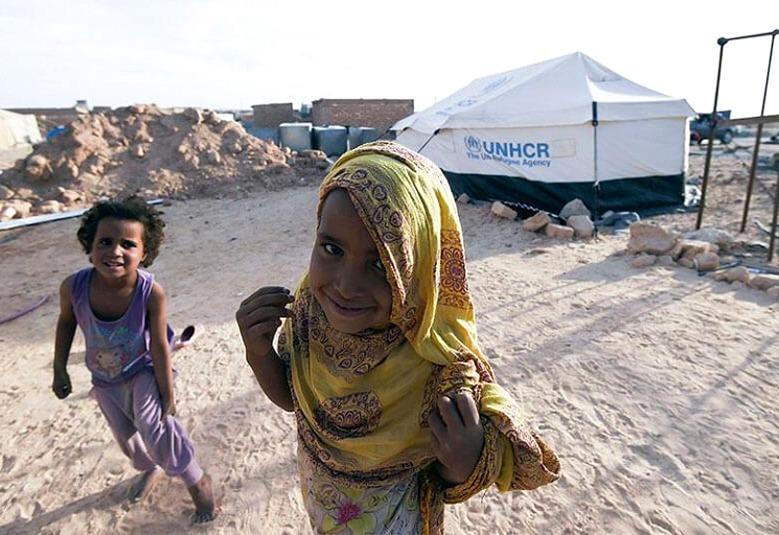 المساعدات الإنسانية