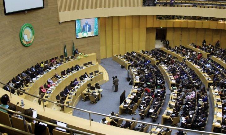 الاتحاد الإفريقي العربية