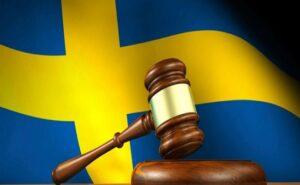 محكمة السويد