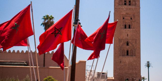 المغربي