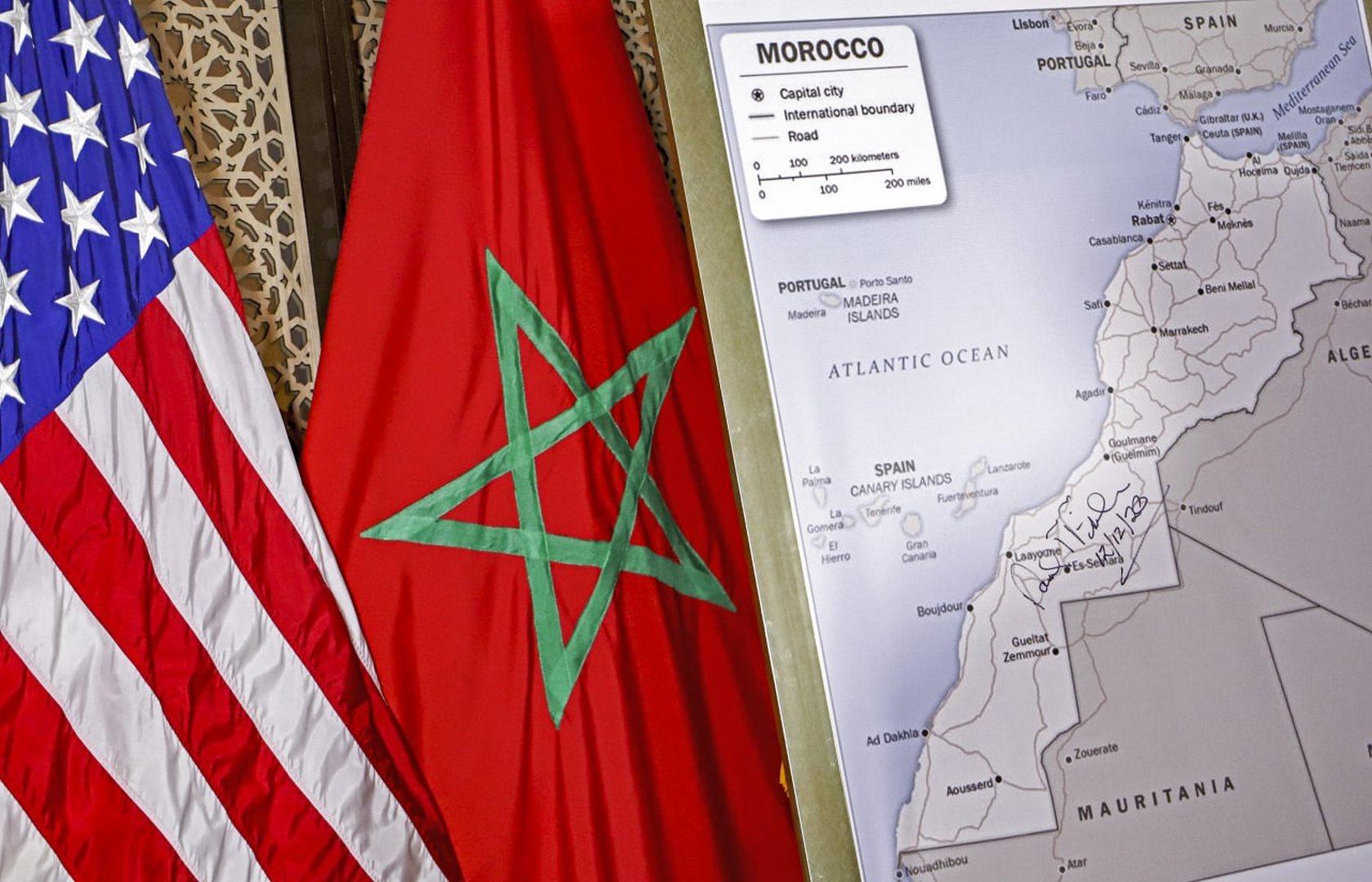 واشنطن تؤكد الاعتراف بسيادة المغرب على صحرائه