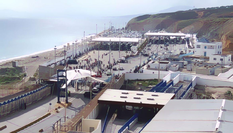 حكومة سبتة المحتلة تترجى المغرب لفتح الحدود الوهمية مع المدينة