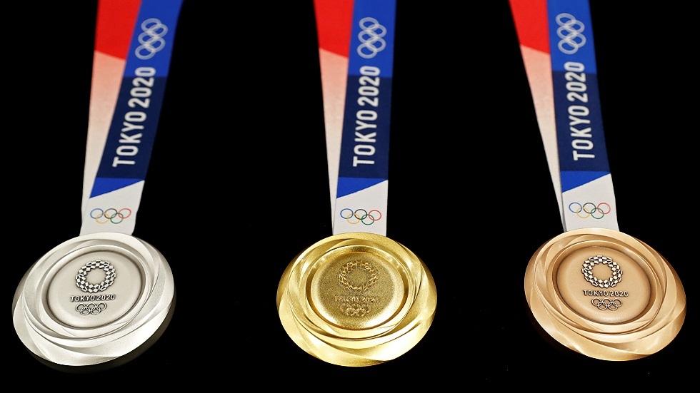ميداليات أولمبياد