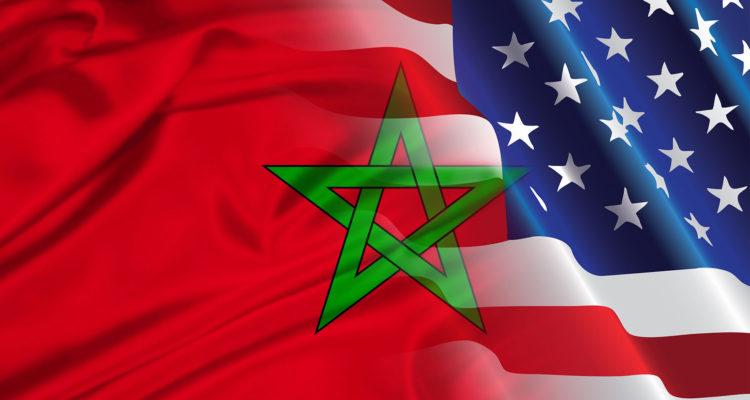 الأمريكية المغربية