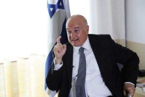 السفير الاسرائيلي