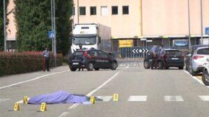 مقتل مهاجر مغربي