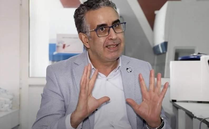 البروفيسور إبراهيمي