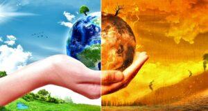 التغيرات المناخية